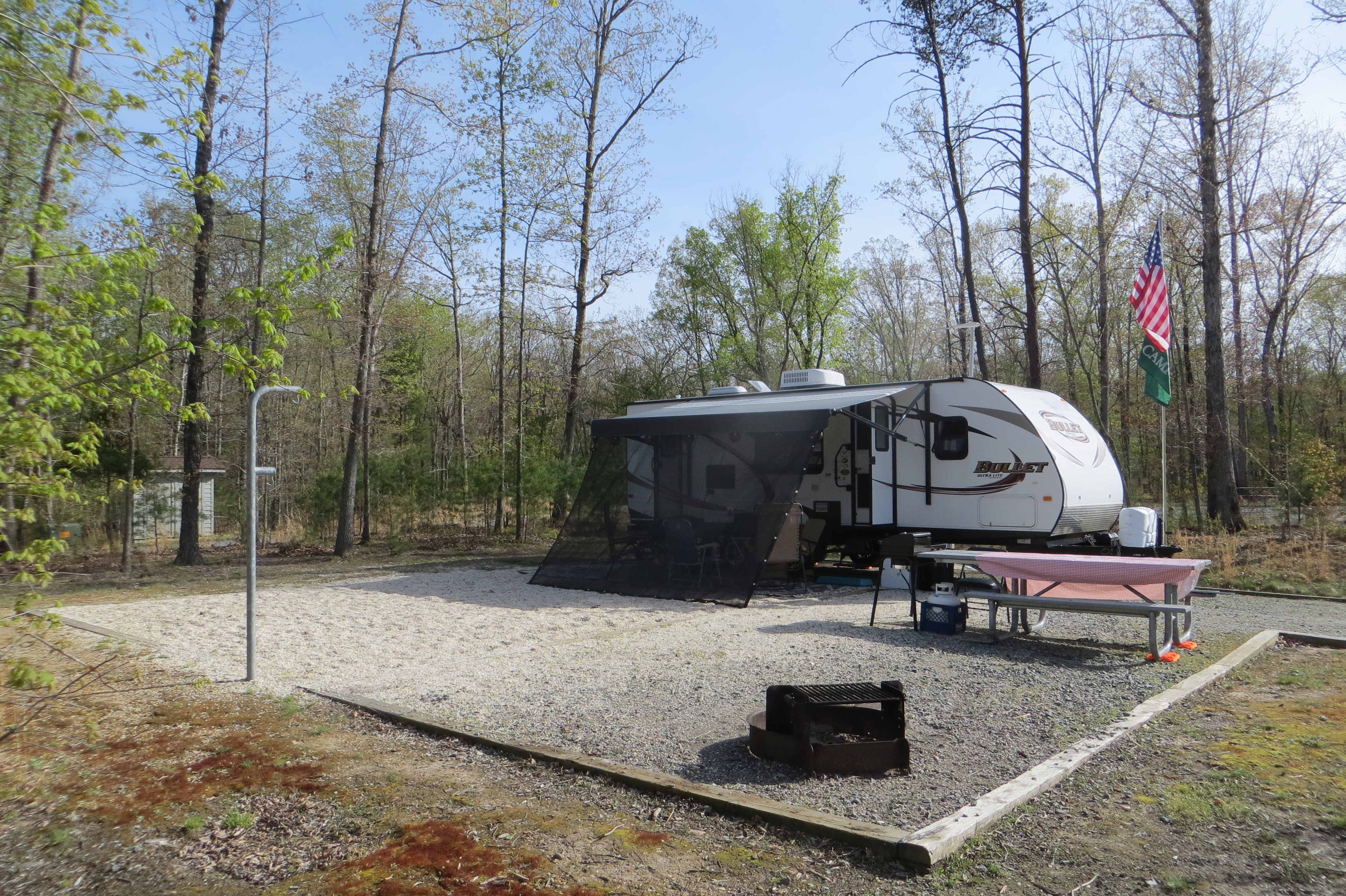 Lake anna state park va march 2015 camp and cache for Camping grounds with cabins